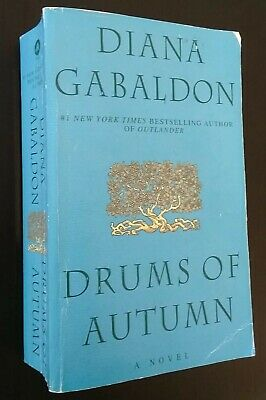 AU10 • Buy Drums Of Autumn By Diana Gabaldon (Paperback) Book 4 Of The Outlander Series.