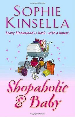 (Good)-The Shopaholic And Baby (Hardcover)-Sophie Kinsella-0593053877 • 2.95£