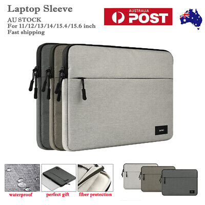 AU22.59 • Buy Laptop Bag Notebook Case Pouch Cover Carry Sleeve Case 11/13/15/15.4/15.6 Inch