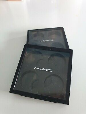 🤍 MAC Pro Palette X4 With Inserts 🤍 • 6£