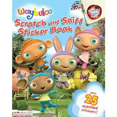 £3.99 • Buy Waybuloo Scratch And Sniff Sticker Book   -   9781405256278