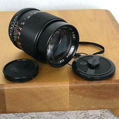 $ CDN45 • Buy Accura Diamatic 1:2.8 135mm ø 55 Prime Lens With M42 Screw Mount.