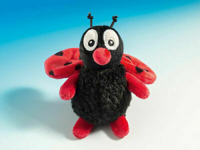 Ladybird Plush Magnetic Soft Toy. 10 Cm, Rudolph Schaffer. New • 4.99£