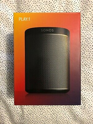 AU360 • Buy Sonos Play 1 X Two Speakers, Excellent A1 Condition, Barely Used.