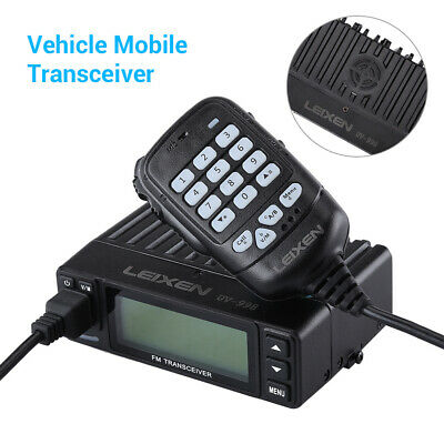 25W 200CH Dual Band VHF/UHF Verhicle Amateur Ham Radio Walkie Talkie Transceiver • 74.79£