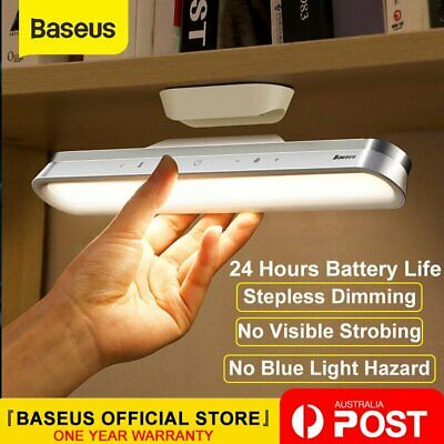 AU44.64 • Buy Baseus E-Reading LED Light Bar Screen Desk Computer Monitor Reading Lamp Office