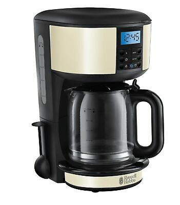 View Details Russell Hobbs Legacy Coffee Maker 20683, 1.25 L - Cream • 53.99£