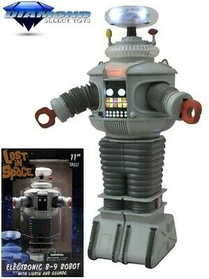 $ CDN66.04 • Buy Diamond Select Toys Lost In Space B9 Electronic Robot Figure New In Stock