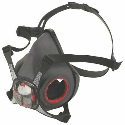 JSP Force 8 Half Mask Medium, Press To Check P3 RD Twin Filters Sold Separately • 19.95£
