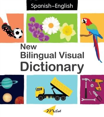 Bilingual Visual Dictionary English-span • 11.57£