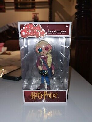 Funko Rock Candy Luna Lovegood With Glasses Vinyl Collectible Harry Potter • 62.62£