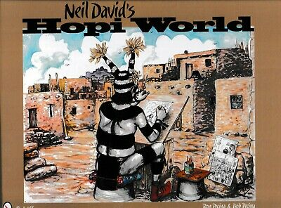 $ CDN38.43 • Buy Neil David HOPI WORLD, The Hopis' Norman Rockwell! New Book! Free Shipping!