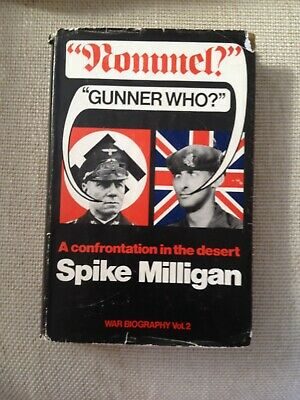 ROMMEL  GUNNER WHO ?   Spike Milligan 1975 • 2£