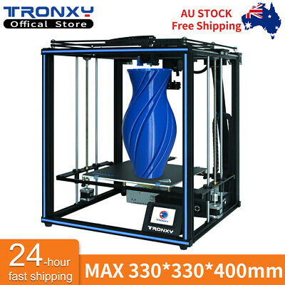 AU579 • Buy Tronxy 3D Printer X5SA Pro Auto Level Filament Sensor Titan Extruder 330*330*400
