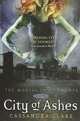 City Of Ashes (Mortal Instruments) By Clare, Cassandra, Acceptable Used Book (Pa • 2.29£