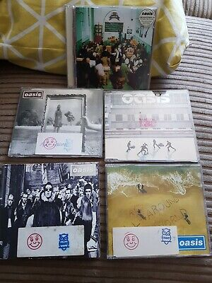 £6.99 • Buy OASIS Lot Cd X4 Masterplan/Go Let It Out/Wonderwall/All Around/D'you Know What I
