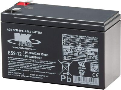 £39.99 • Buy 12v9ah Rechargeable Battery Compatible With Peg Perego John Deere