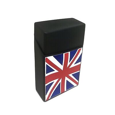 Silicone Cigarette Case Pack Cover King Size Holder Accessory British Flag New • 4.99£