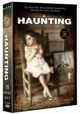 A Haunting - 8DVD Box Set [2008], Good DVD, , • 16.33£