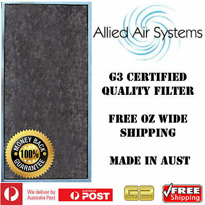 AU21.99 • Buy Air Conditioner Filter G3 Superior To G2 Ducted Air Con Material Furnace Heating
