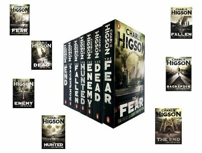 £18.30 • Buy Charlie Higson The Enemy Series 7 Books Collection Set, Charlie Higson, Very Goo