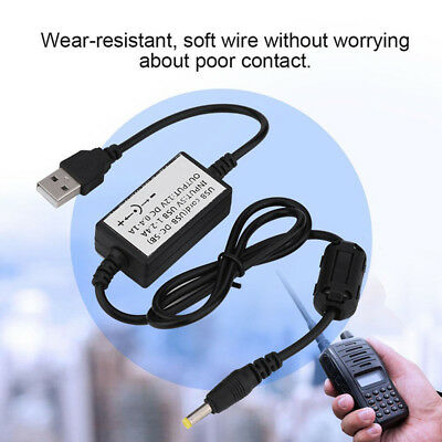 USB Charging Cable Chargers For YAESU VX6R/VX7R/VX8R/FT-1DR/VXA150 Walkie Tal SK • 7.55£