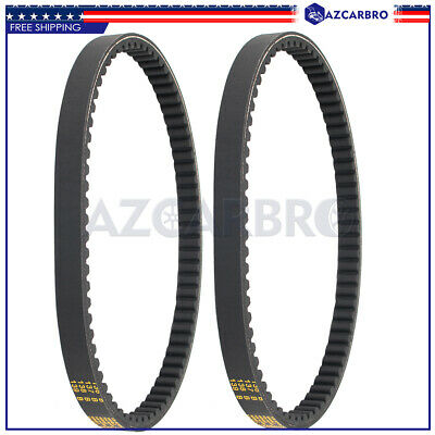 $ CDN21.23 • Buy  For Comet 203591 Manco Yerf Dog Q43203W Rotary 10052 Go Kart Belt 30 Serie 2pcs