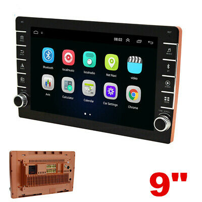 $137.60 • Buy 2DIN Android 8.1 Car Radio GPS Navigation Audio Stereo Car Multimedia MP5 Player