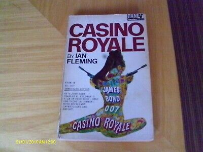 Ian Fleming - Casino Royale - 1966 - Paperback Pb • 5£