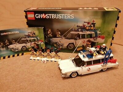 Lego Ecto 1 Ghostbusters 21108 Auction To Be Updated Shortly • 50£