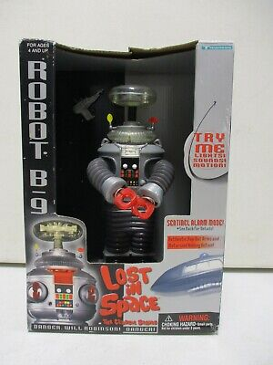 $ CDN67.71 • Buy 1997 Lost In Space The Classic Series Robot B9
