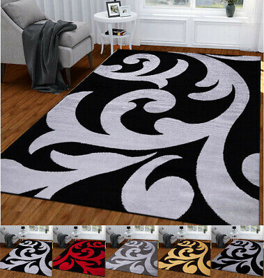 Modern Large Area Washable Rugs Hallway Runner Rug Bedroom Carpet Kitchen Mats • 22.99£
