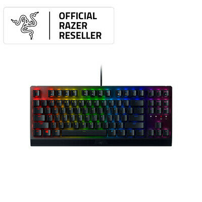 AU179 • Buy Razer BlackWidow V3 TKL Mechanical Gaming Keyboard US Layout RZ03-03490100-R3M1