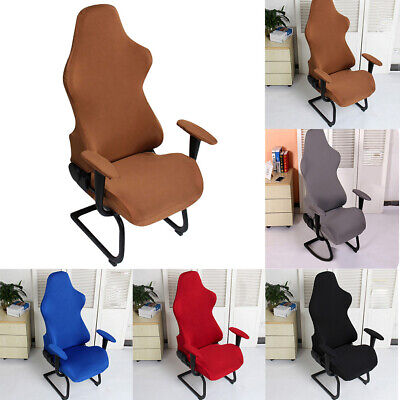 AU29.69 • Buy Spandex Chair Cover Computer Seats Gaming Durable Office Armchairs Protector