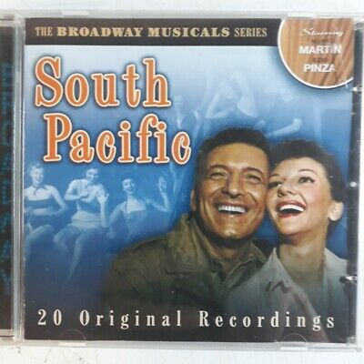 Broadway Musicals: South Pacific • 2.40£