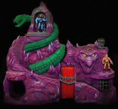 $1350 • Buy Masters Of The Universe MOTU Classics SNAKE MOUNTAIN PLAYSET Super7 Preorder
