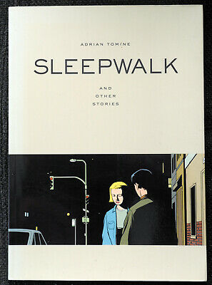 Sleepwalk And Other Stories Adrian Tomine Graphic Novel Softcover D&Q 2004 Ex. • 7.20£