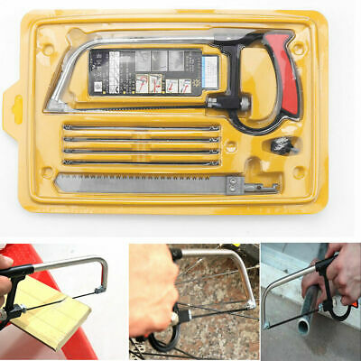 £5.97 • Buy Protable 11 In 1 DIY Saw Hand Set For Wood Glass Tile Metal Cutting Working Tool