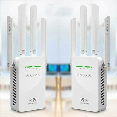 Wifi Range Extender Repeater Wireless Router Range Signal Booster 2.4GHz • 16.79£