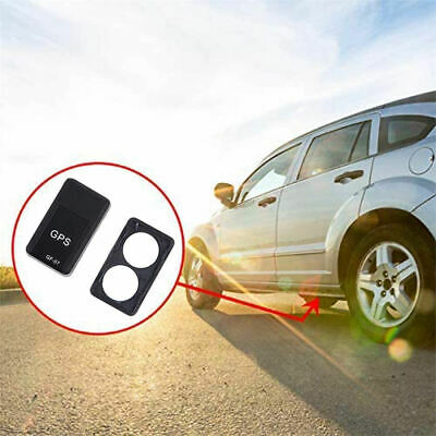 Mini Magnetic GPS Tracker Car Kids GSM GPRS Real Time Tracking Locator Device UK • 9.49£