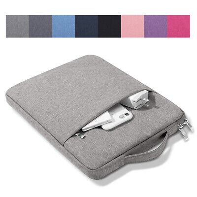 AU14.06 • Buy Tablet Sleeve Pouch Bag Case For IPad Mini Air Pro 7.9 10 10.2 10.5 11 12.9 Inch