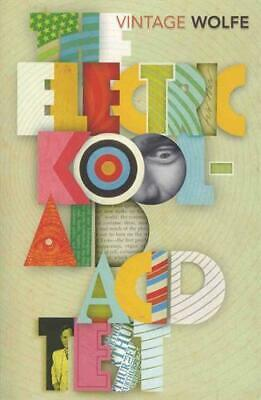 The Electric Kool-Aid Acid Test (Vintage Classics) By Wolfe, Tom, NEW Book, FREE • 10.05£
