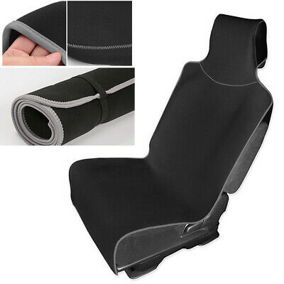 $ CDN28.28 • Buy 1x Front Seat Covers Fit For Car SUV Van High  Bucket Seats Waterproof Material