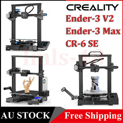 AU359.99 • Buy Creality 3D Ender-3 V2 / Ender-3 Pro / Ender-3 DIY 3D Printer Kit 220*220*250mm
