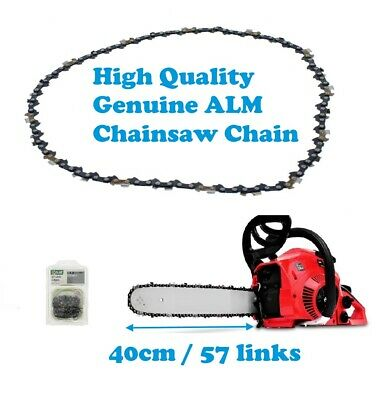 £13.45 • Buy HANDY THCS45 (2009) THECS40 Genuine ALM Chainsaw Chain 40cm 57 Links