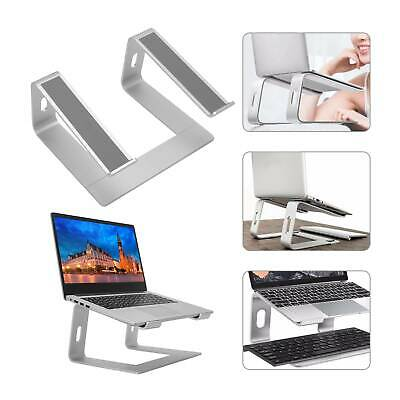 AU38.99 • Buy Ergonomic Aluminium Cooling Stand Elevator For Laptop MacBook