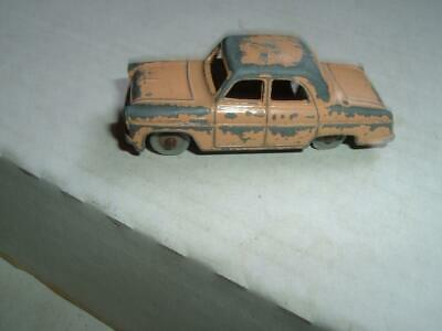 Dublo Dinky Toys Meccano #061 - Ford Prefect -  Vintage In Used Condition - • 14.50£