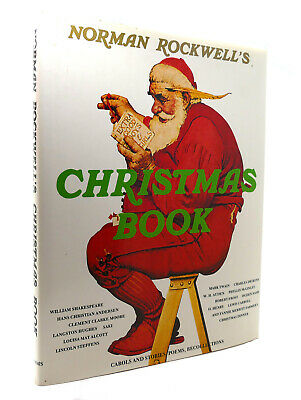$ CDN126.67 • Buy Norman Rockwell & Molly Rockwell NORMAN ROCKWELL'S CHRISTMAS BOOK  1st Edition 1