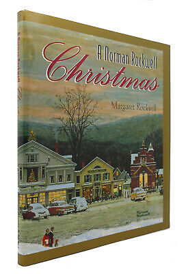 $ CDN63.34 • Buy Margaret Rockwell NORMAN ROCKWELL CHRISTMAS  Barnes And Noble 1st Printing