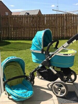 Icandy Peach 3 Sweet Pea Travel System • 120£